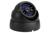 Zmodo 1/3 Sony CCD 420TVL Metal Dome IR Camera