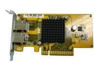 QNAP LAN-1G2T-U Dual Port GbE card (Rack)