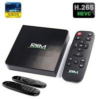 SET Rikomagic MK05 + MK706 Air mouse