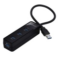 ORICO W5PH4-U3-BK 4 Port USB3.0 HUB