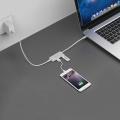 i-tec USB Type C HUB 3-Port Power Delivery Charg.