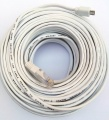 ZMODO sPOE Camera Cable 30m Ethernet to USB