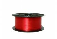 Tisková struna filament PETG,1,75mm,1kg,tran červe