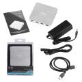 i-tec USB 3.0 Metal Charging HUB 10-Port