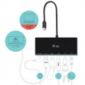 i-tec USB-C 4K Mini Docking Station PD/Data