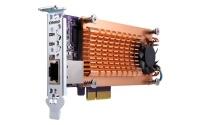 QNAP QM2-2P10G1T