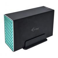 i-tec USB 3.0/USB-C MySafe 2x 3.5