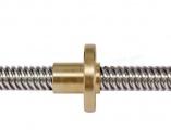 Závitová tyč M8x400mm