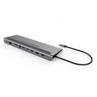 i-tec USB-C Metal LP 4K Triple Display Docking St.
