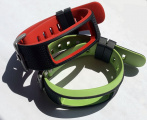 Original straps 116HR Color Red and Green