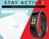 Umax Stay Active! - limitovaná edice sady chytré váhy a chytrého náramku