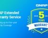 QNAP prodloužená záruka nyní dostupná online pro všechny uživatele