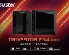 Drivestor 2 Pro a Drivestor 4 Pro – Čtyřjádrové NAS servery s 2,5GbE pro domácí a kancelářské využití