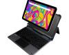 UMAX VisionBook 10C LTE + Keyboard Case -  Osmijádrový LTE tablet s Full HD displejem a klávesnicí